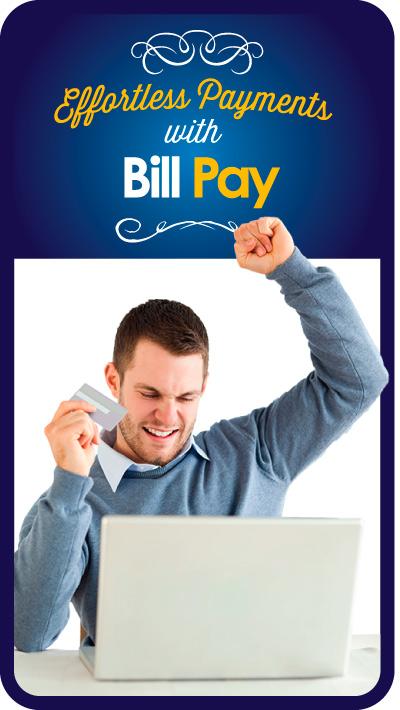 bill pay. Black Bedroom Furniture Sets. Home Design Ideas