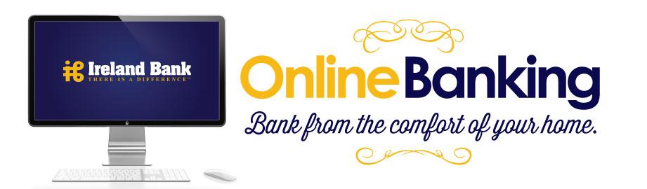 online banking ireland
