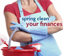 Spring Clean Your Finances small