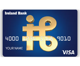 Ireland Bank Debit Card
